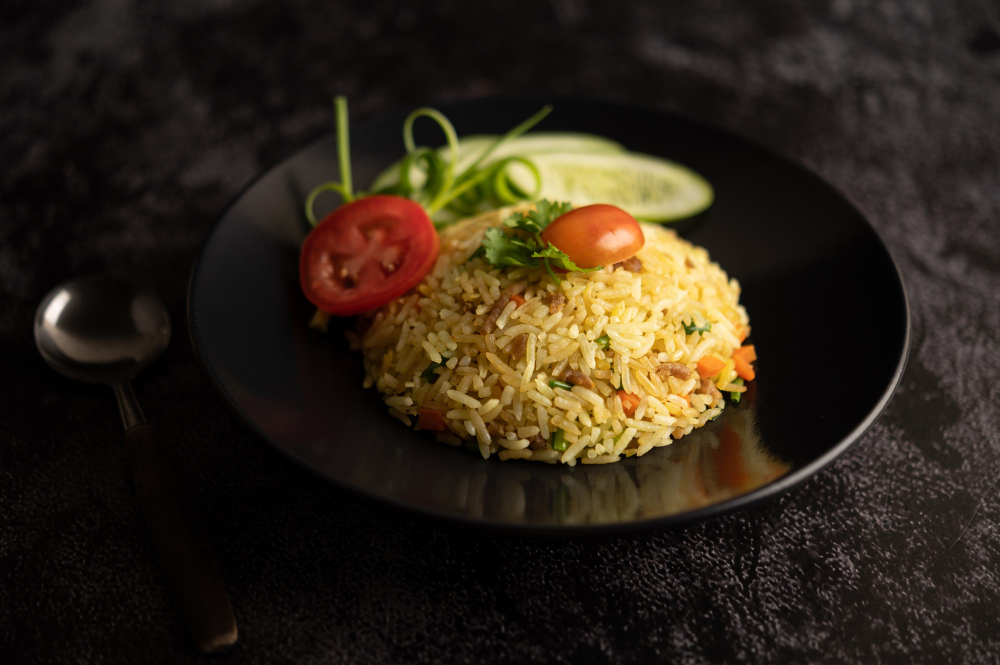 5 Minute Fried Rice